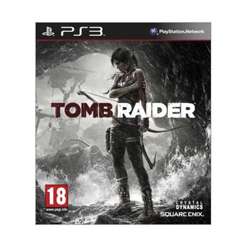 Tomb Raider-PS3 - BAZÁR (použitý tovar)