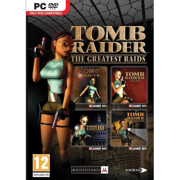 Tomb Raider: The Greatest Raids