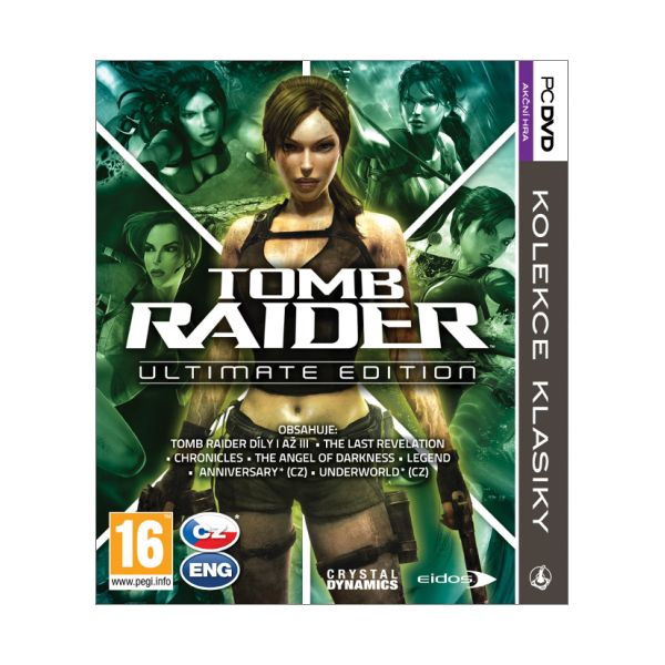 Tomb Raider: Ultimate Edition CZ