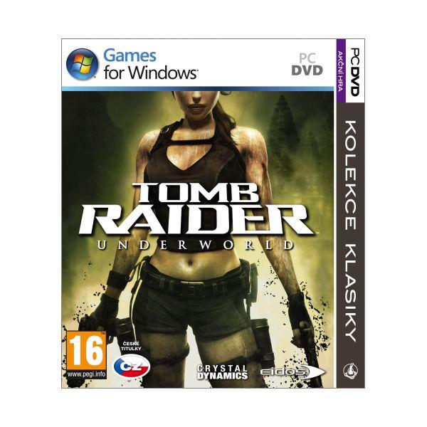 Tomb Raider: Underworld CZ