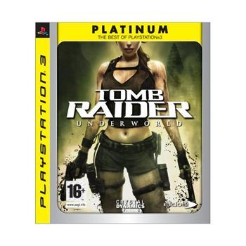 Tomb Raider: Underworld-PS3 - BAZÁR (použitý tovar)