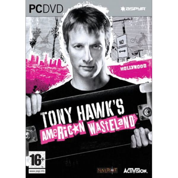 Tony Hawk�s American Wasteland