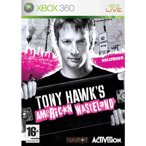 Tony Hawk's American Wasteland [XBOX 360] - BAZÁR (použitý tovar)