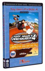 Tony Hawk's Pro Skater 4 CZ