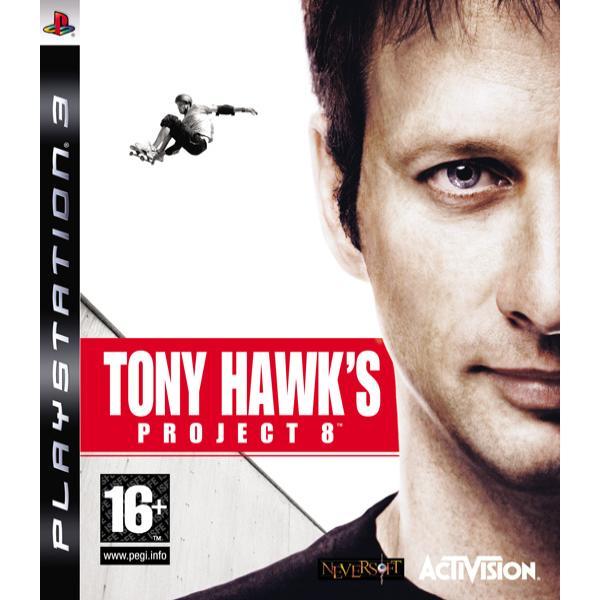 Tony Hawk's Project 8 [PS3] - BAZÁR (použitý tovar)