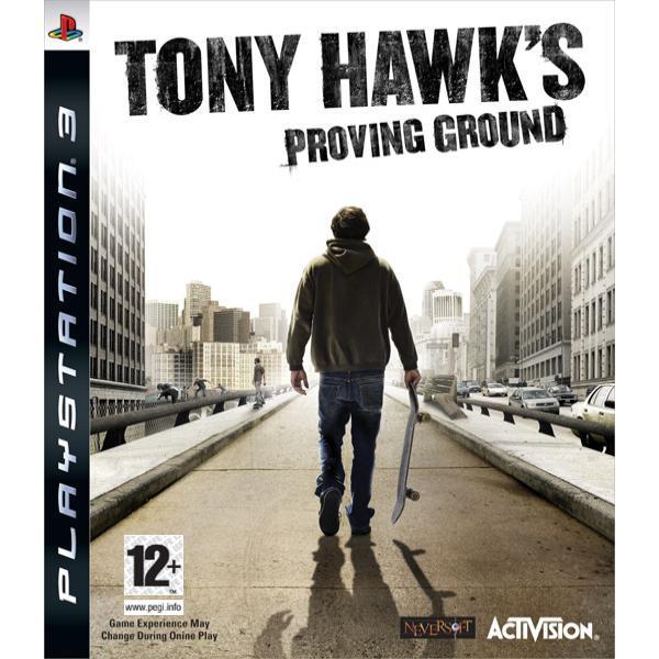 Tony Hawk's Proving Ground [PS3] - BAZÁR (použitý tovar)