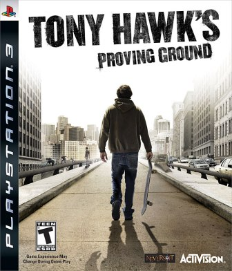 Tony Hawk�s Proving Ground [PS3] - BAZ�R (pou�it� tovar)