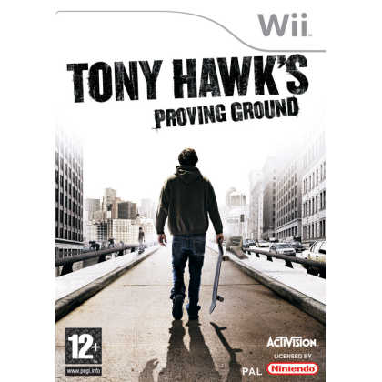Tony Hawk�s Proving Ground