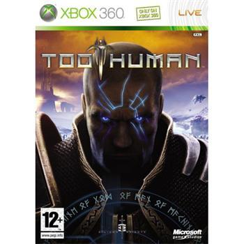 Too Human [XBOX 360] - BAZÁR (použitý tovar)