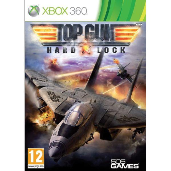 Top Gun: Hard Lock XBOX 360