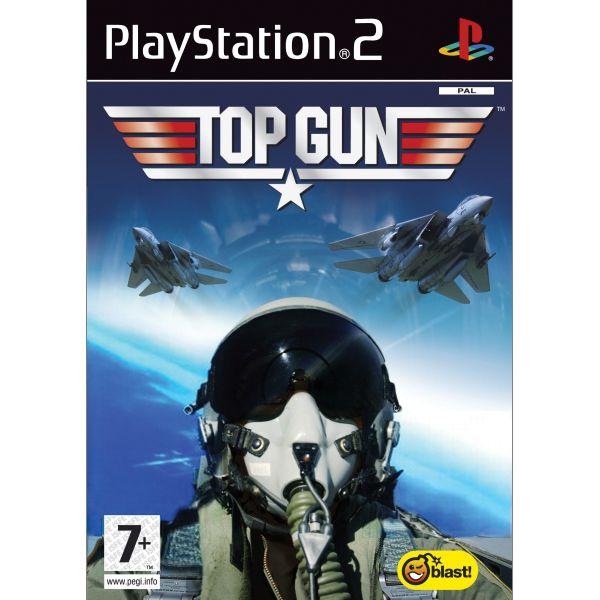 Top Gun [PS2] - BAZÁR (použitý tovar)
