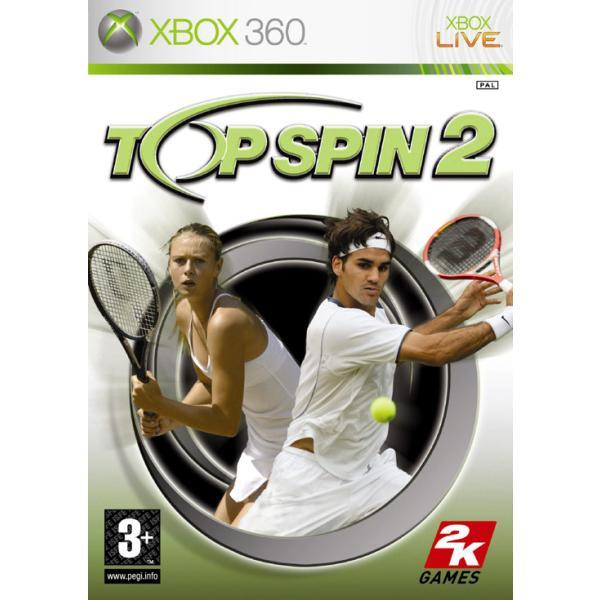 Top Spin 2 [XBOX 360] - BAZÁR (použitý tovar)