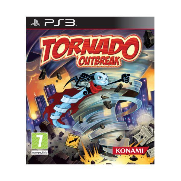 Tornado Outbreak [PS3] - BAZÁR (použitý tovar)