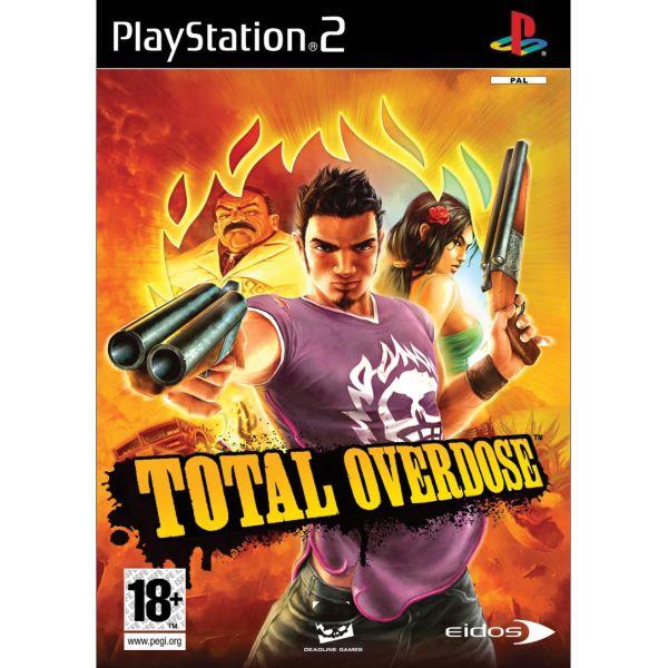 Total Overdose [PS2] - BAZÁR (použitý tovar)