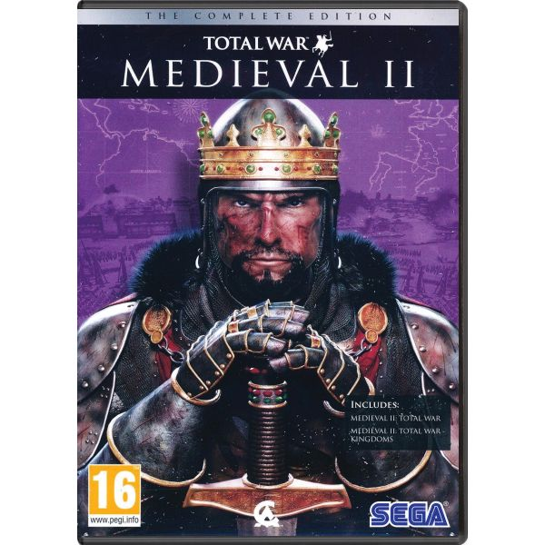 Total War: Medieval 2 (The Complete Edition) PC
