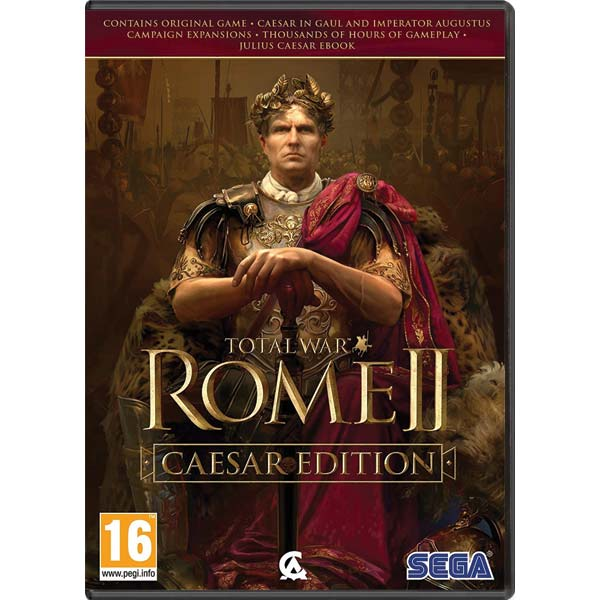Total War: Rome 2 CZ (Caesar Edition)