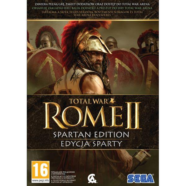 Total War: Rome 2 CZ (Spartan Edition)