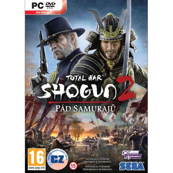 Total War Shogun 2: Pád samurajov CZ