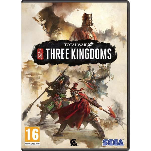 Total War: Three Kingdoms CZ (Limited Edition)