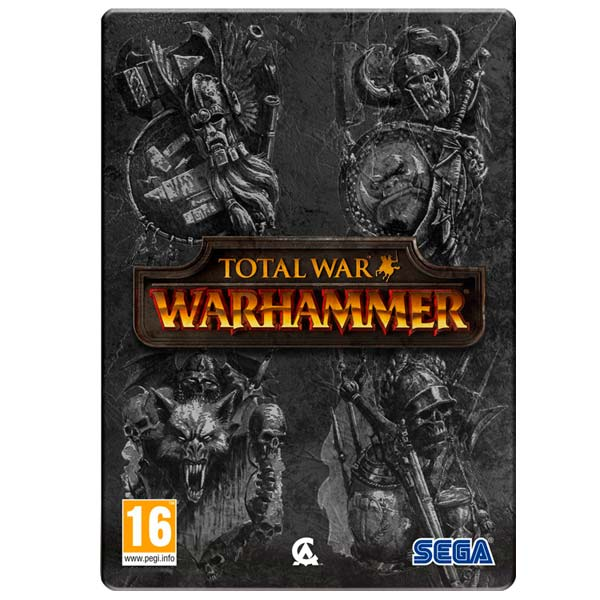 Total War: Warhammer CZ (Limited Edition)