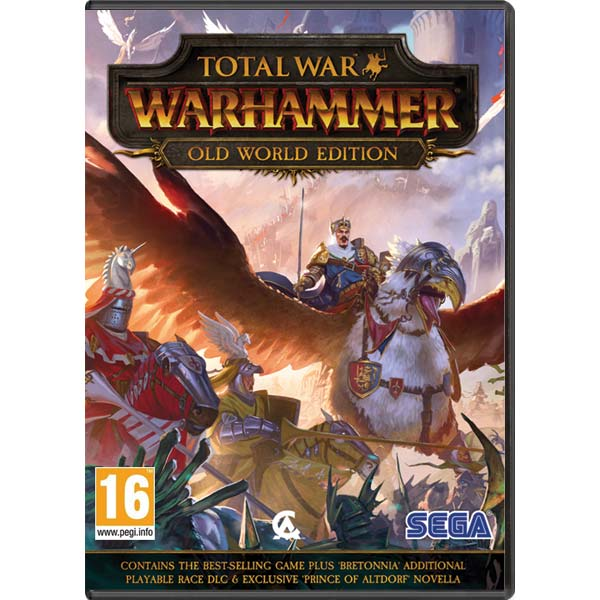 Total War: Warhammer CZ (Old World Edition)