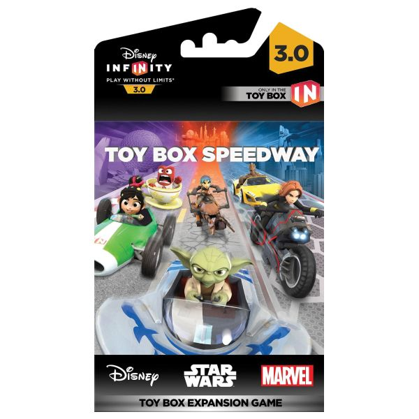 Toy Box Speedway (Disney Infinity 3.0: Star Wars)