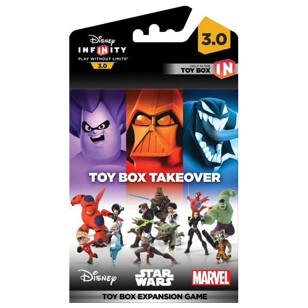 Toy Box Takeover (Disney Infinity 3.0: Play Without Limits)
