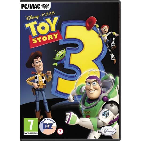 Toy Story 3 CZ