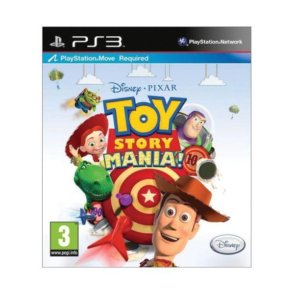 Toy Story Mania! [PS3] - BAZÁR (použitý tovar)