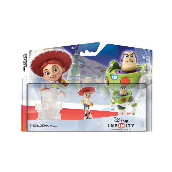 Toy Story Play Set Pack (Disney Infinity)