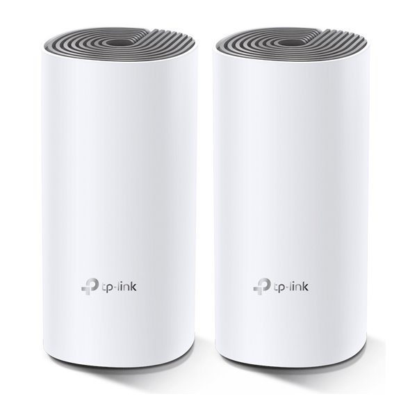 TP-Link Deco E4, AC1200 Whole-Home Mesh Wi-Fi System (2-pack)
