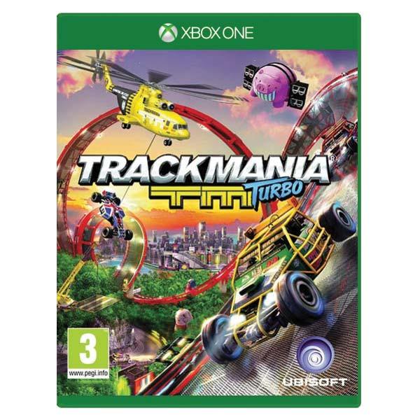 Trackmania Turbo  [XBOX ONE] - BAZÁR (použitý tovar)