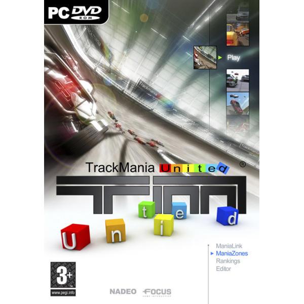 TrackMania United CZ PC