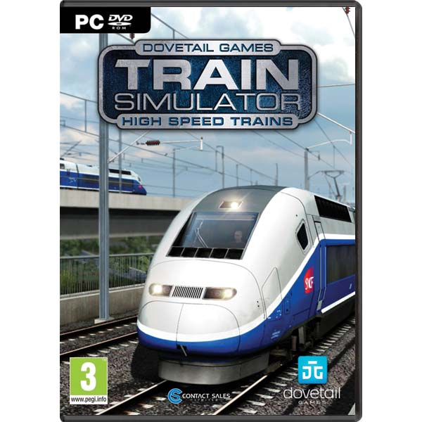 Train Simulator: High Speed Trains