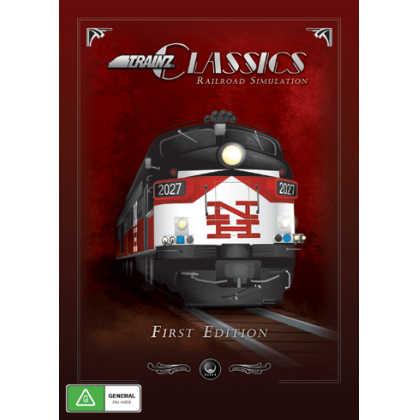 Trainz Classics: Railroad Simulation CZ