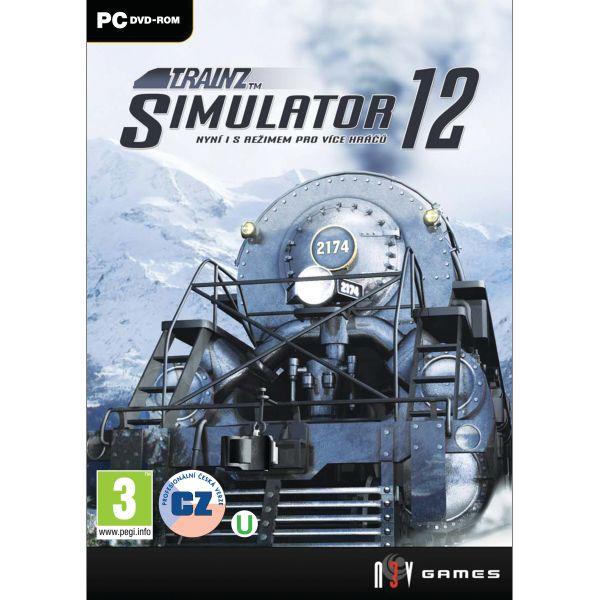 Trainz Simulator 12 CZ