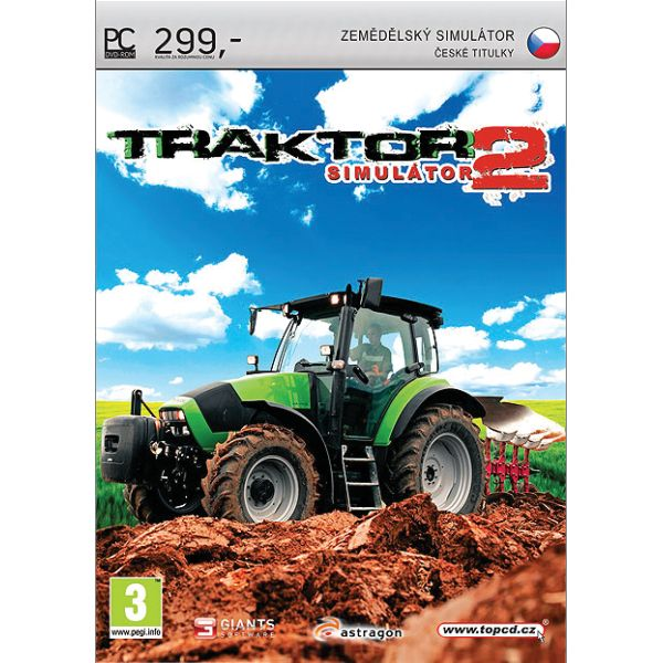 Traktor Simulátor 2 CZ