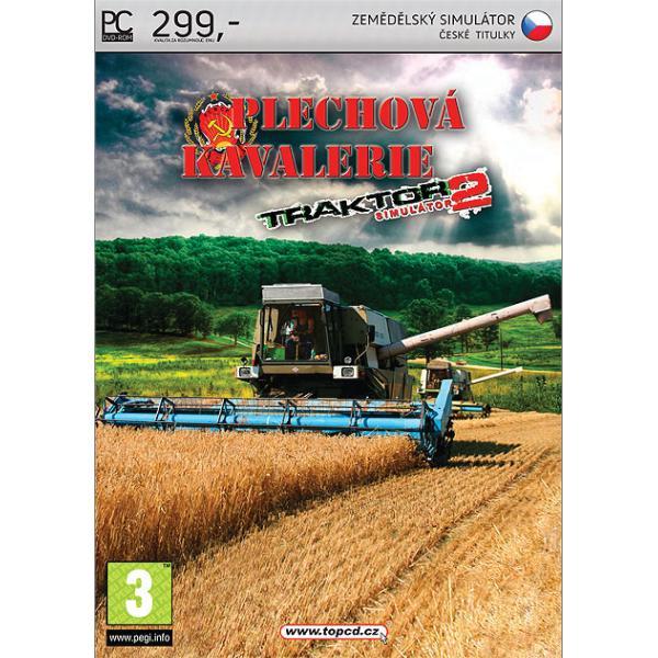 Traktor Simulátor 2: Plechová kavaléria CZ PC