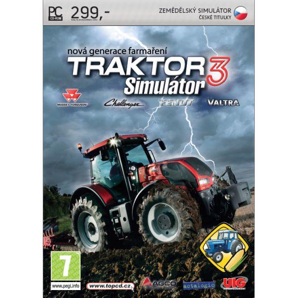Traktor Simulátor 3 CZ