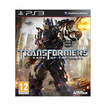 Transformers: Dark of the Moon [PS3] - BAZÁR (použitý tovar)