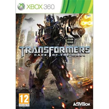 Transformers: Dark of the Moon [XBOX 360] - BAZÁR (použitý tovar)