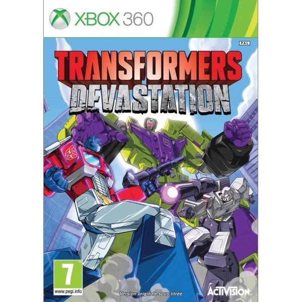 Transformers: Devastation [XBOX 360] - BAZÁR (použitý tovar)