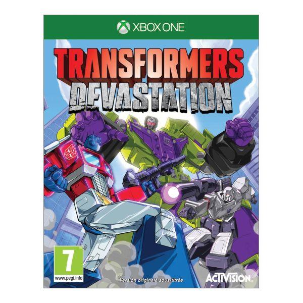 Transformers: Devastation [XBOX ONE] - BAZÁR (použitý tovar)