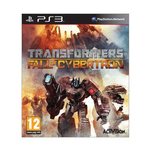 Transformers: Fall of Cybertron [PS3] - BAZÁR (použitý tovar)