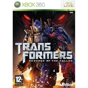 Transformers: Revenge of the Fallen [XBOX 360] - BAZÁR (použitý tovar)