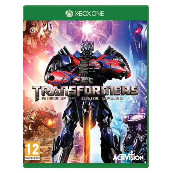 Transformers: Rise of the Dark Spark XBOX ONE