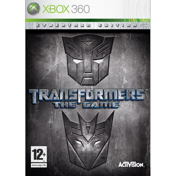 Transformers: The Game (Cybertron Edition)