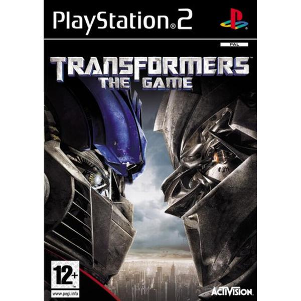 Transformers: The Game [PS2] - BAZÁR (použitý tovar)