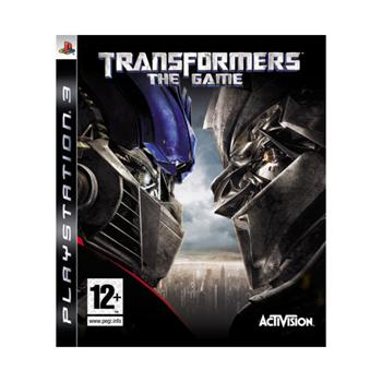 Transformers: The Game [PS3] - BAZ�R (pou�it� tovar)