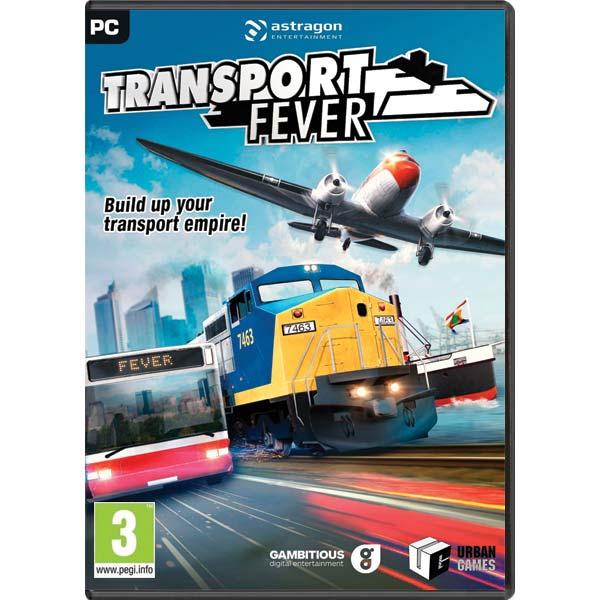 Transport Fever CZ